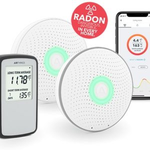 Detektory radonu